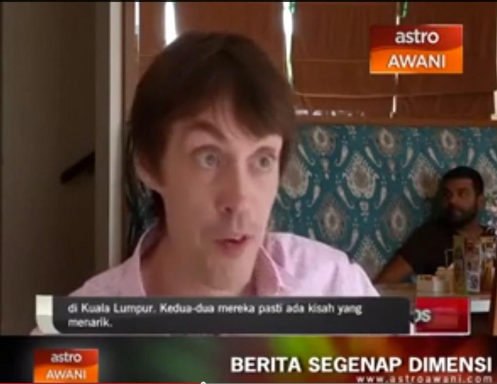 Astro Awani interview